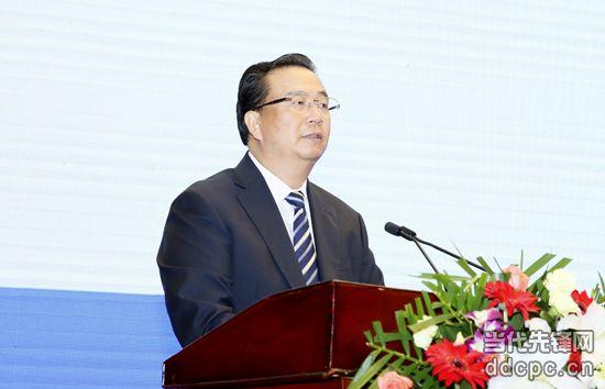 省委常委、省委统战部部长刘晓凯致辞