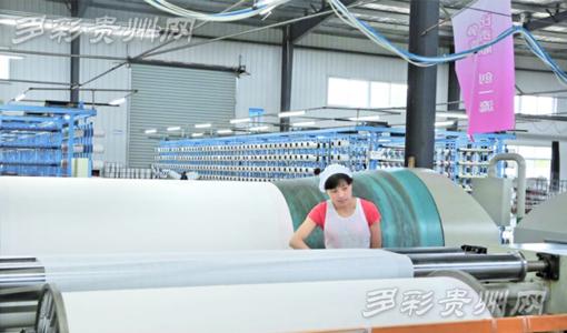 镇宁 园区企业吸引农民工返乡就业
