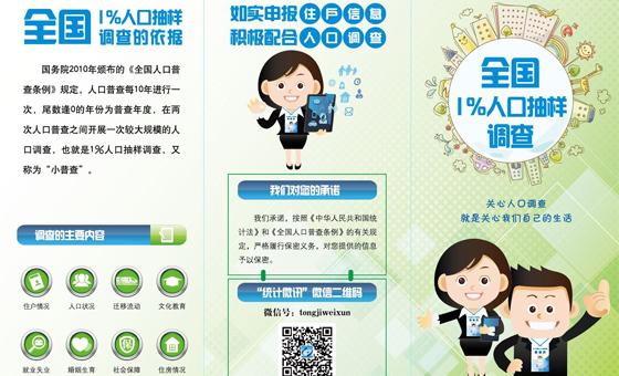 贵州省2015全国1%人口抽样调查
