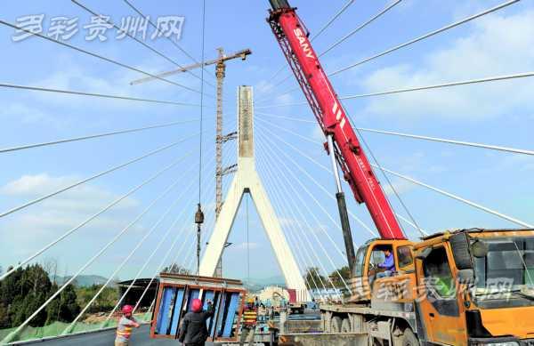 贵州加速度:道安高速公路将于年底建成通车