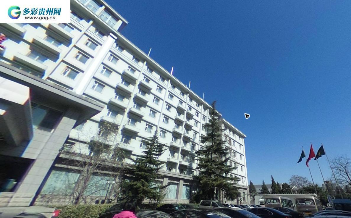 【全景图】贵州代表团团组开放日活动即将开始