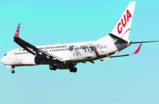 """""""贵州元素""""不仅体现在飞机的外部"""