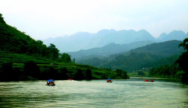 安顺关岭木城河水利风景区