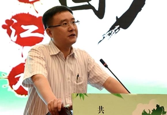 生态文明贵阳国际论坛秘书处执行总监张海介绍大会相关情况