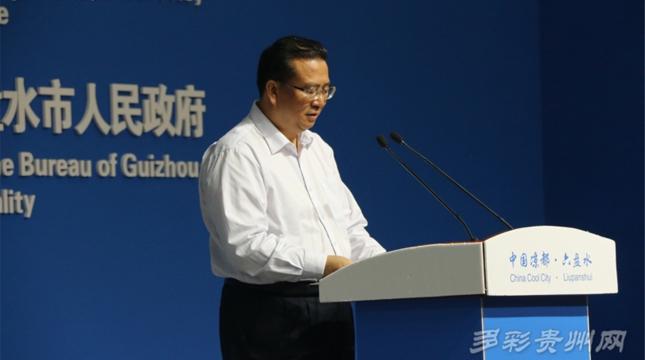 """刘晓凯致辞""""三变""""改革中的青春力量论坛"""