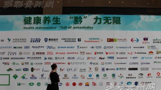 贵州绿色博览会・大健康医药产业博览会领导巡馆暨开馆式