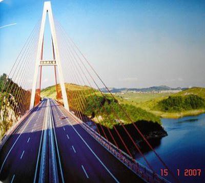 亚洲第一大桥在哪里