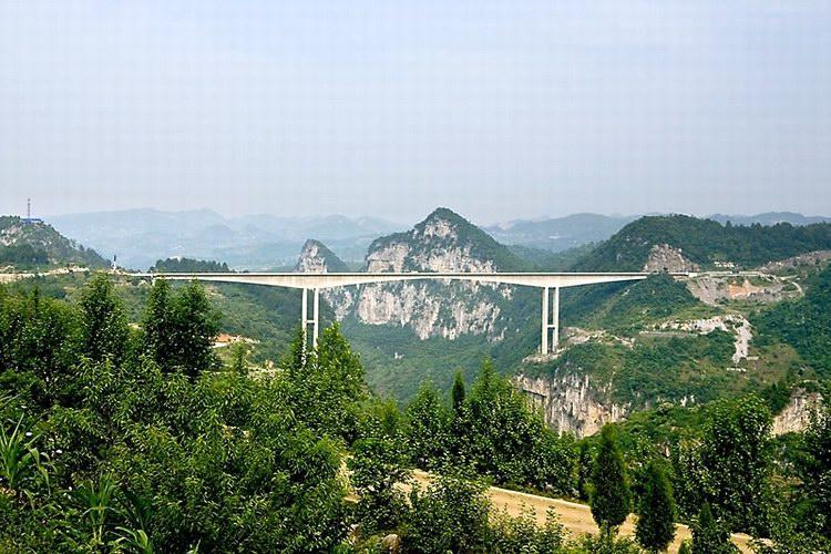 贵阳市修文县六广河大桥