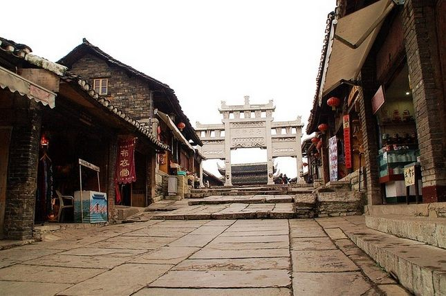 贵州五个镇入选首批中国特色小镇