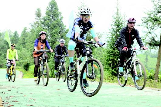 普安国际山地自行车邀请赛