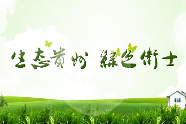 【专题】生态贵州 绿色卫士