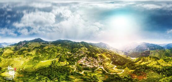 """【""""我和多彩贵州""""征集活动】故乡的风景——贵州·三都羊福"""