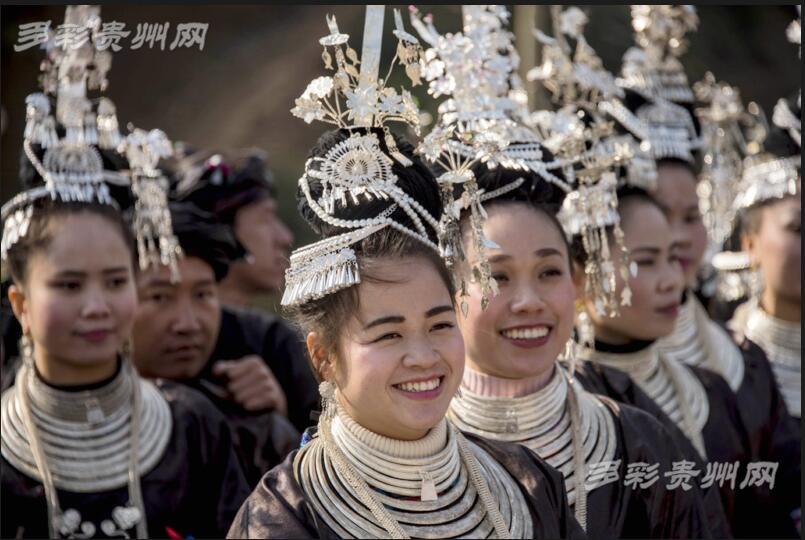 贵州、广西两地赛芦笙比响共迎新年