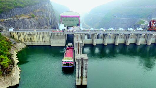 这些水运航道让贵州通江达海