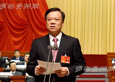 陈敏尔主持省十二届人大五次会议