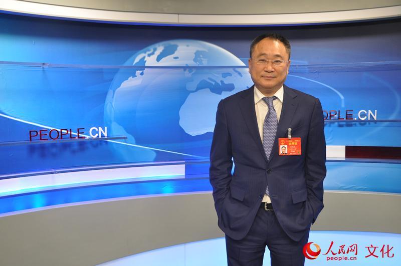 全国人大代表,中南传媒董事长龚曙光:我愿意做高尔基