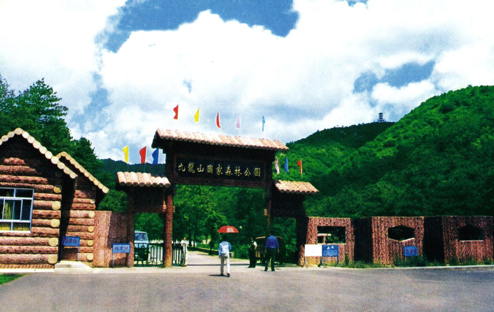 安顺九龙山国家森林公园图片