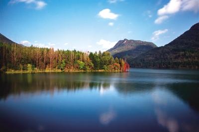 瑶池生态风景区