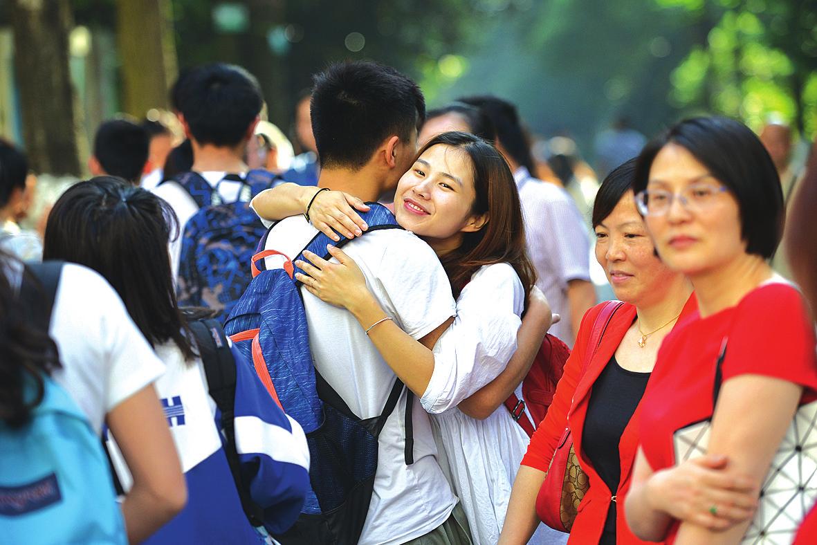 【2017贵州高考】那些美好与感动
