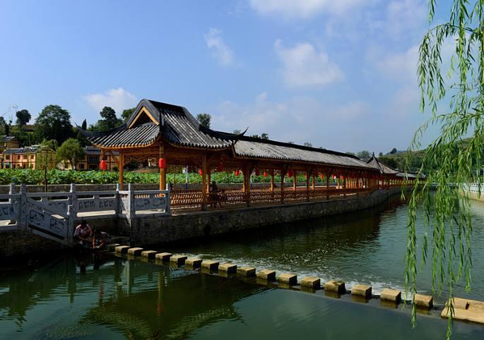 """到贵州""""最美村庄""""寻找美丽乡愁"""
