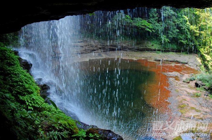 多彩贵州网 多彩贵州网贵州频道 贵州旅游    小坝风景区位于习水县