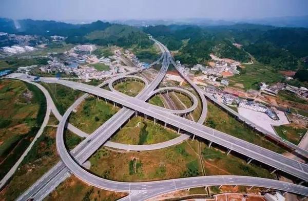 【专题】五年成就:看看那些气势恢宏的贵州高速公路