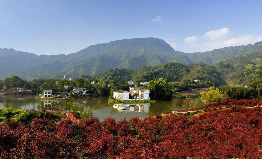 """贵州""""桃源""""生活:望得见山水,记得住乡愁"""
