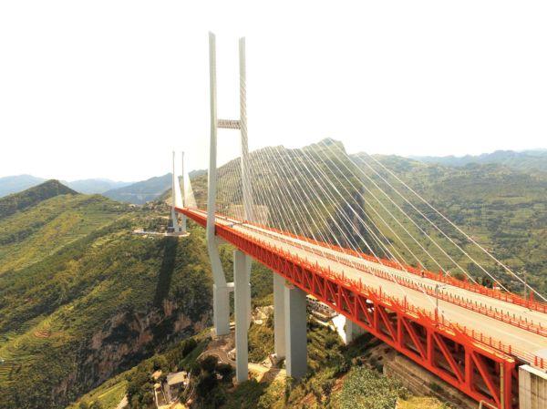 """世界第一高桥――""""北盘江第一桥""""纪事"""