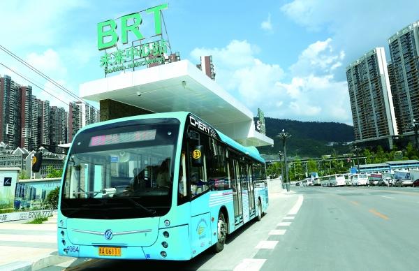 贵阳BRT到底有多少条线路?四主