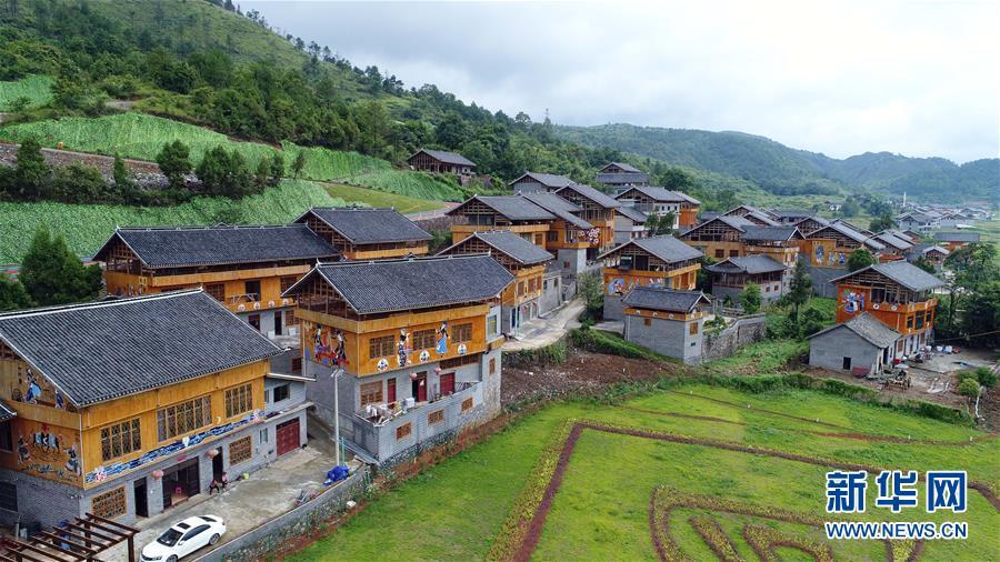 贵州独山:依托旅游景区打造带动美丽乡村发展