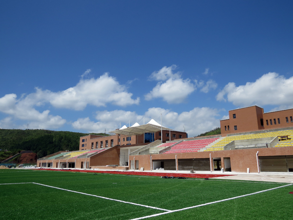 贵州财经大学商务学院校园风景
