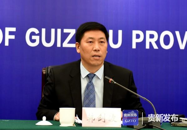 省交通运输厅党委委员、副厅长韩剑波介绍有关情况