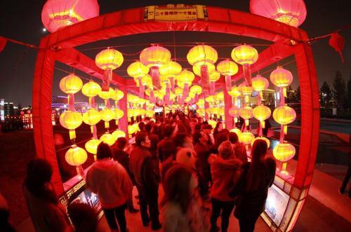 元宵节来贵州体验真正的年俗吧