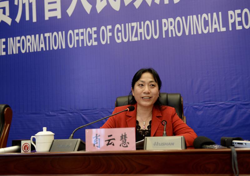 省统计局副局长肖云慧介绍有关情况