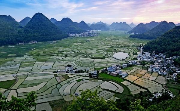贵州三月风景看哪里