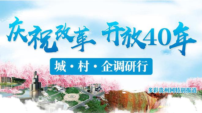 【专题】庆祝改革开放40年―― 城・村・企调研行