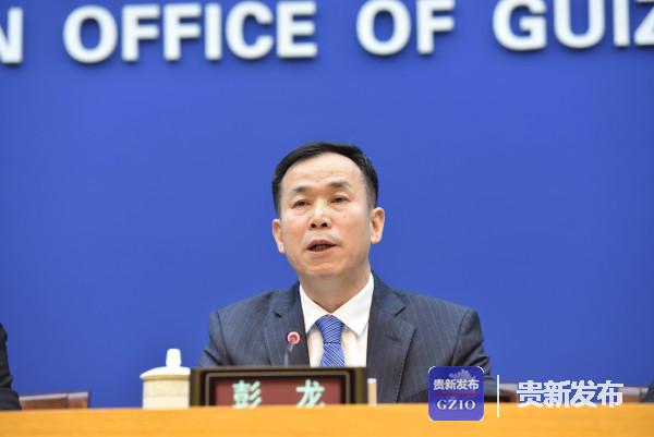 省统计局副局长彭龙介绍有关情况