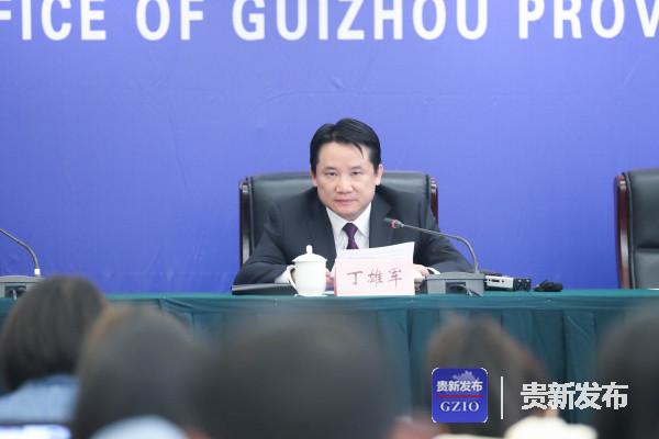 省能源局党组书记、局长丁雄军介绍有关情况
