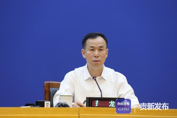 省统计局副局长、新闻发言人彭龙介绍有关情况