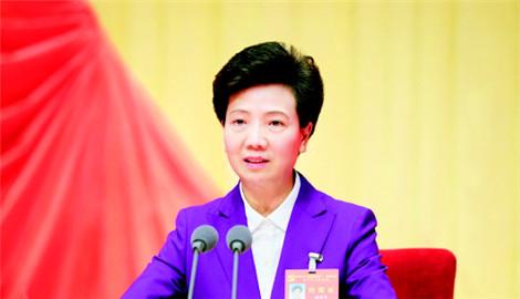 省委书记谌贻琴在省委十二届八次全会上作重要讲话