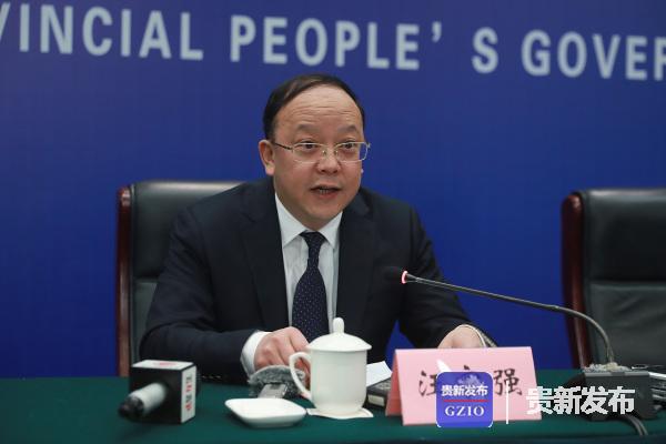 省工信厅党组成员、副厅长汪家强介绍相关情况